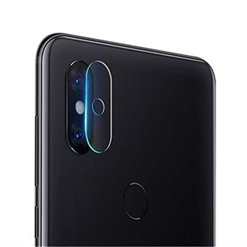 LIDGRHJTHTGRSS Mobile Phone Replacement Screen Protectors 0.2mm 9H 2.5D Rear Camera Lens Tempered Glass Film for Xiaomi Mi Mix 3