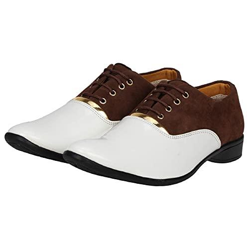 FASHIMO Men's Shoes 2018-white-6