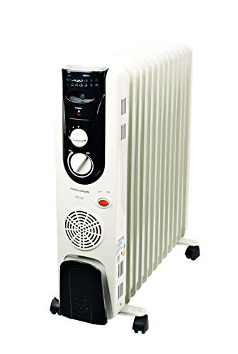 Morphy Richards OFR 13F 13-Fin 2900 Watts Oil Filled Radiator Room Heater