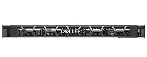 Dell PowerEdge R240 Rack Server, Intel Xeon E2124 (3.3GHz, 4Core) with 16GB RAM and 2TB SATA Hard Disk, 3 Yr. Warranty by Dell