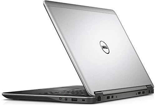 (Renewed) DELL Latitude E7440 14-inch (4th Gen Intel Core i7/8GB/256GB SSD/Windows 10/MS Office Pro 2019/Integrated Graphics), Silver