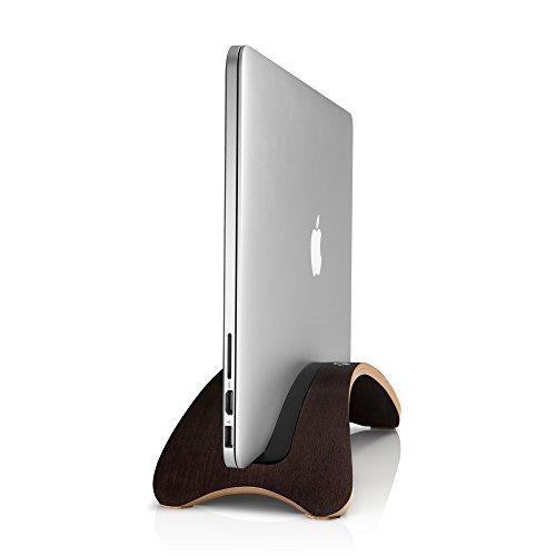 Twelve South BookArc mod - vertical stand for MacBook, Espresso