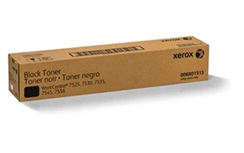 Xerox 006R01513 Black Toner for The WorkCentre 7525/7530/7535/7545/7556, 6R1513