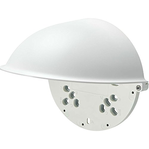 Samsung SBV-160WC Weather Cap for Outdoor Dome Cameras, Ivory