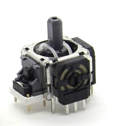 TCOS TECH Replacement 3D Analog Joystick for Xbox One Wireless Controller