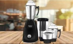 Maharaja Whiteline Turbo Prime Elite Mixer Grinder, 750W, 4 Jars