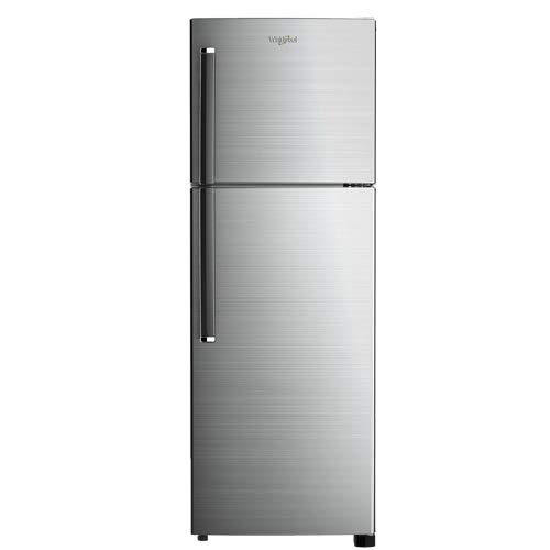 Whirlpool 265 L 2 Star Frost-Free Double Door Refrigerator (NEOFRESH 278LH PRM 2S, Chromium)