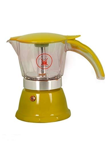 3d Creations Aluminium 3 Cups Polished 150 ml South Indian Filter Degree Kaapi/Coffee Machine or Percolator (Green)