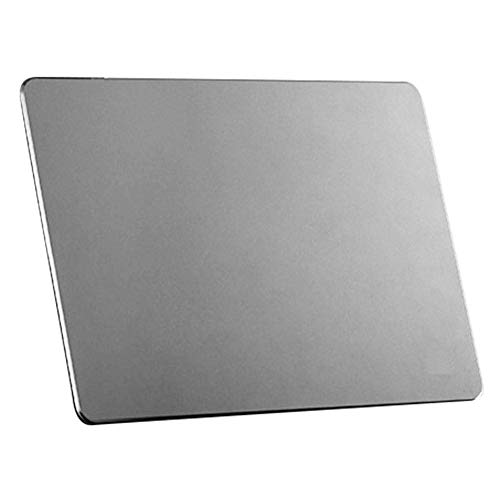 Dealfreez Mijia Metal Aluminium Alloy Slim Large Mouse Pad