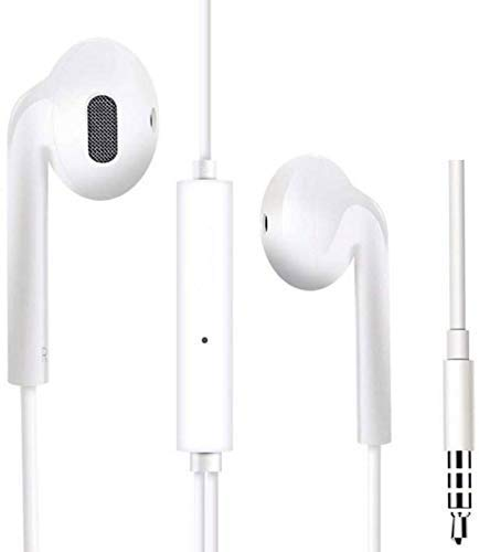 Shri Krishna Enterprises Shris Flymaster Headphone Earphones Compatible for Xiaomi Redmi, Mi Note 4, Mi Note4 and All Smart Phones