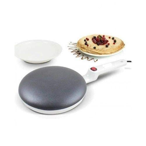 Cyrox Electric Crepe Maker | Chilla and Dosa Maker, Pizza Machine Pancake Kitchen Cooking Tools | Roti, Chapati, Spring Roll Maker