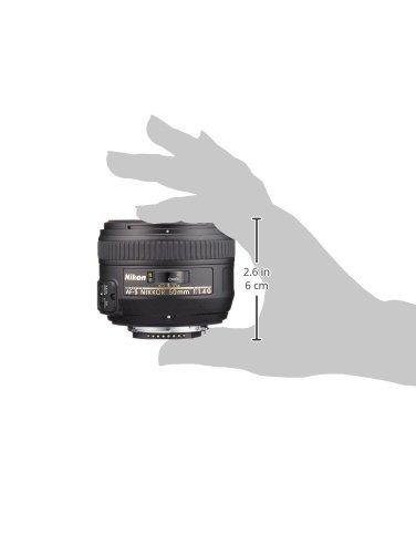Nikon AF S NIKKOR 50mm F - 1.4G Lens