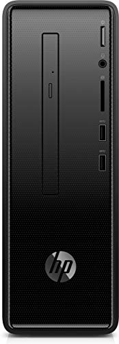 HP 290 290-p0060in Desktop (8th Gen i3 8100/4GB/1TB/Windows 10, Home/Integrated Graphics), Dark Black