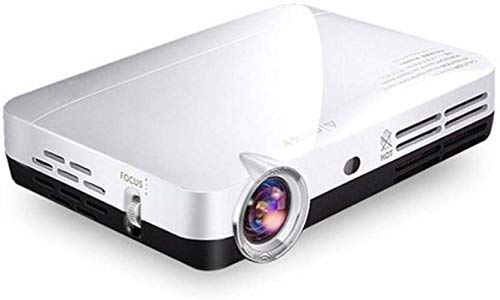 Bushwick WiFi Ready Smart Android DLP Full HD Theatre Effects Portable Projector with one Year Warranty