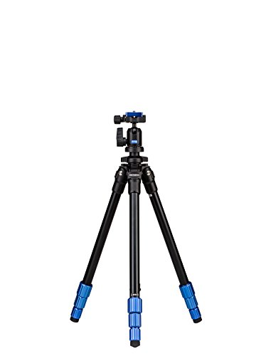 Benro SLIM Aluminum Lightweight Travel Tripod Kit (TSL08AN00)