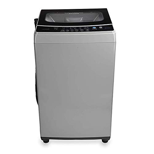 Croma 7Kg Fully Automatic Top Load Washing Machine (CRAW1401,Grey)