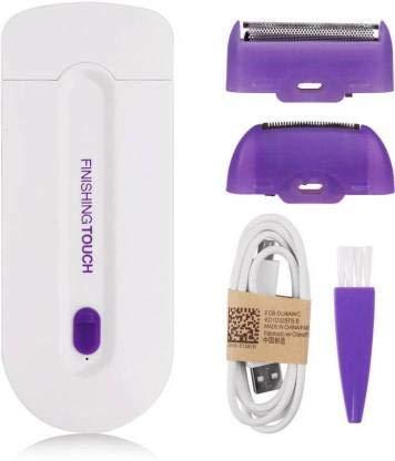 Women's Painless Hair Remover Instant&Pain Free Laser Sensor Light Shaver Cordless Trimmer for Women (Multi Color) Cordless Epilator (Multicolor)