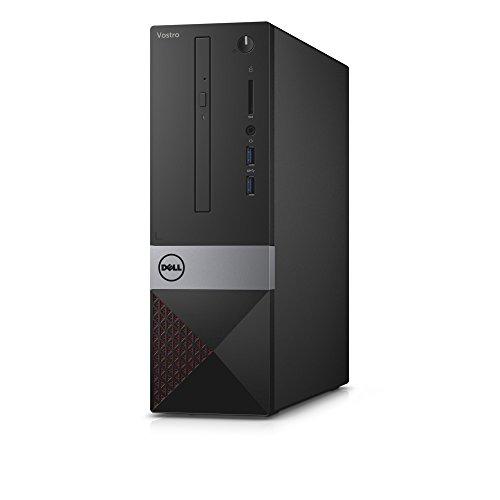 Dell Vostro 3250-6458 18.5-inch Tower PC (6th Gen Intel Pentium G4400/4GB/500GB/Dos/Intel HD 510), Black