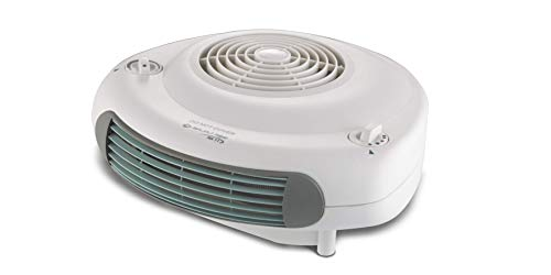 Bajaj Majesty RX11 2000 Watts Heat Convector Room Heater (Ivory, ISI Approved)