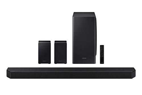 Samsung Q950T/XL 546 W 9.1.4 Channel Soundbar with Wireless Subwoofer