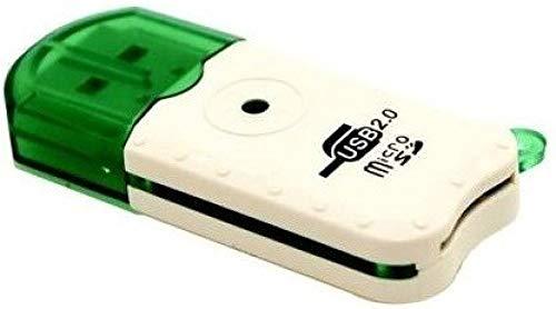 DOTIN CRDN-010 Micro SD USB 2.0 HIGH Speed Card Reader, (Pack of 1)