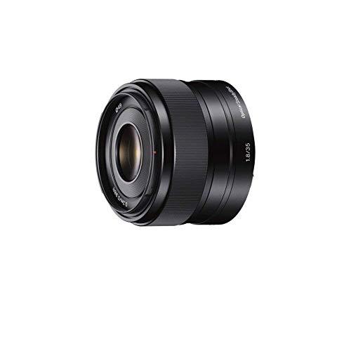 Sony SEL35F18 35 mm f/1.8 Prime Fixed Lens (Black)
