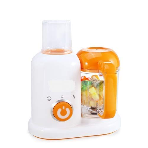 GBEX 2 in 1 Baby Steamer and Blender Food Processor (Multicolour)
