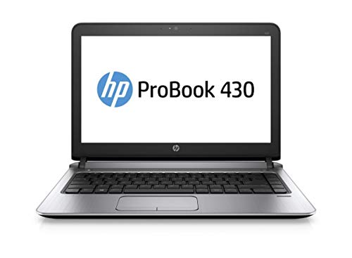 (Renewed) HP Probook Laptop 430G3 Intel Core i7 - 6500u Processor, 20 GB Ram & 512 GB SSD, Win10, 13.3 Inches 1.55 KG Ultralight Computer