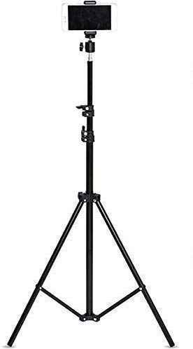 gixon 7 FEET Ring Light Big Tripod Stand. Light Big Tripod Stand are Lightweight & Stable Option for Indoor & Outdoor Photographic Lighting Aluminum Alloy Photo Studio Light Big Tripod Stand