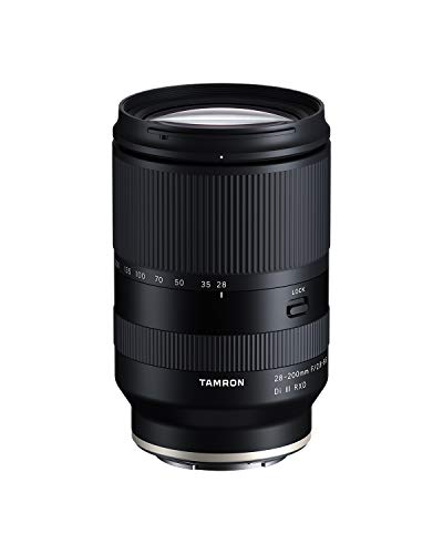Tamron 28-200 F/2.8-5.6 Di III RXD for Sony Mirrorless Full Frame/APS-C E-Mount, Model Number: AFA071S700
