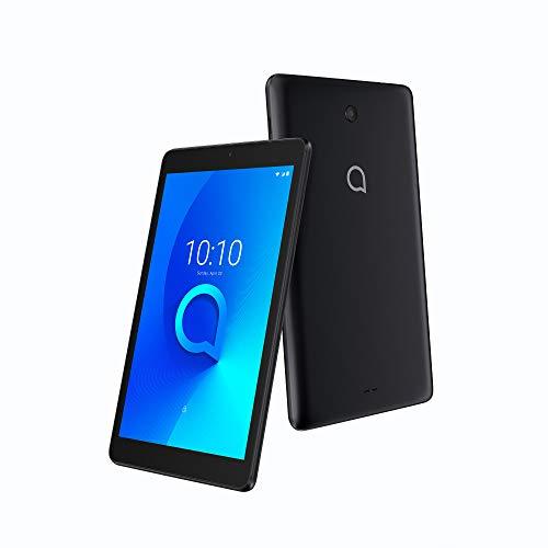 Alcatel 3T8 (8 inch, RAM 3 GB, ROM 32 GB, Wi-Fi + 4G LTE + Voice Calling), Metallic Black
