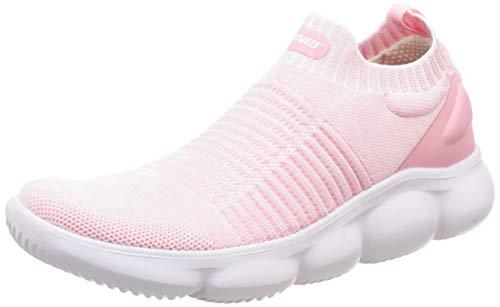 Power Women's Mello Dexter Pink Running Shoes-3 (5085008)