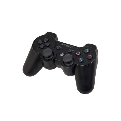 GSH DualShock Wireless Vibrating Controller for PlayStation 3 | Professional USB PS3 Wireless Gamepad for PlayStation 3/PS3 Slim/PS3 Pro ( Pc and smart tv not compitible )