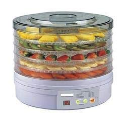 Shulabh Creative Plastic Adjustable Thermostat Electric Dehydrator for Food Fruit