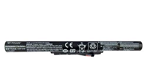 LAPCARE 14.4V 2000mAh 4 Cell BIS Certified Compatible Lithium-ion Laptop Battery for Lenovo Z51 70 Series