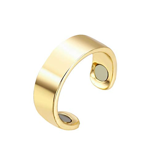 WildCard India Fashion Micro Magnetic Anti-Snoring Weight Loss Ring Fat-Burning Slimming Fitness Therapy