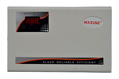 Maxine 5kva Triple Booster AC Stabilizer - Pick Up from 130v