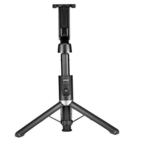 Mpow Selfie Stick Tripod, Bluetooth Extendable 3 in 1 Selfie Stick with Wireless Remote and Tripod Stand