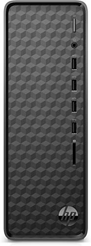 HP Slim S Series Desktop-Core i3 10th Gen || 8 GB DDR4 || 1 TB || Windows 10 Home + Office 2019 || Without Monitor || Without DVD-Drive(ODD) || 1 Years Onsite HP Warranty