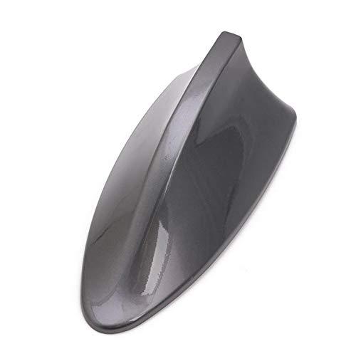 Guance Car Shark Fin Roof Antenna Car Antenna Radio FM/AM Car Accessories Decorate Grey for Maruti Suzuki Swift