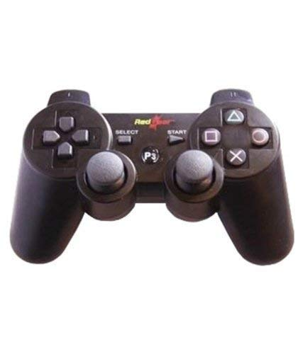 (Renewed) Redgear RG-PS3 Bluetooth Gamepad (Black)