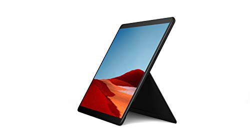 Microsoft Surface Pro X 13-inch Laptop / Tablet PC (Microsoft SQ2/16GB/ Windows 10 Home/Microsoft SQ2 Adreno 690 GPU Graphics), Matte Black (256GB SSD)