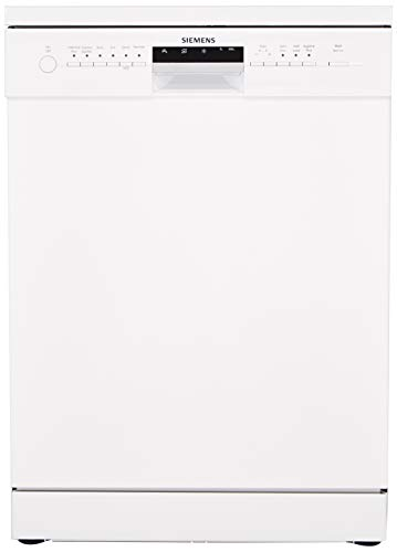 Siemens 12 Place Settings Dishwasher (SN256W01GI, White)
