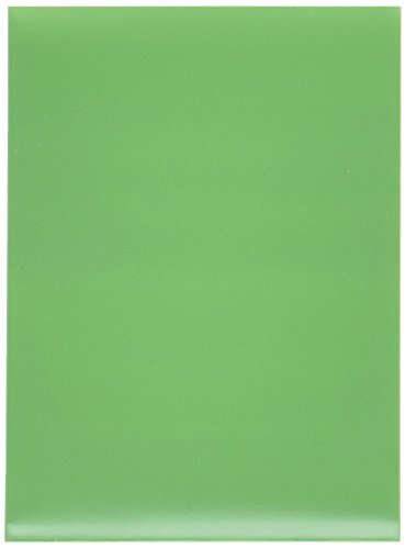 Ultimate Supreme UX Card Sleeves (80 Piece), Matte Green, Standard Size