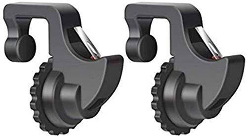 CLASSY™ Pubg Gaming Joystick/pubg triger/pubg Trigger for Mobile/pubg Trigger for ipad/Gaming Joystick for Mobile/Trigger for pubg/pubg Trigger Controller/fire Button Assist Tool (Black)