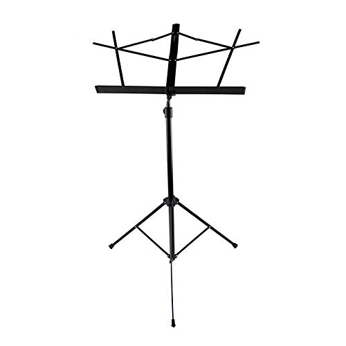 ELECTROPRIME Flanger FL-09 Fold Small Music Stand Tripod for Sitting or Standing positio K9E3