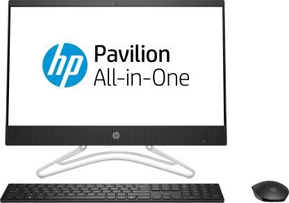 HP Core i5 9th Gen 21.5 FHD AIO Desktop (8 GB/1 TB HDD/Dos/Jet Black/5.39kg) 22-c0163il