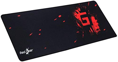 Redgear MP80 Type Gaming Mousepad (Black/Red)