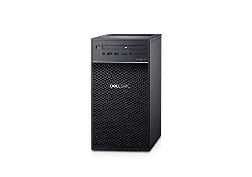 Dell PowerEdge T40 Tower Server - Intel Xeon E-2224G Quad-Core Processor, 32GB RAM, 2TB SATA Hard Drive, No Operating System.