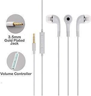 Best online products™ Wired in-Ear Headphone with 3.5mm Jack & Mic for All Smartphones